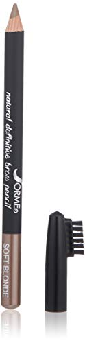 (Sorme Cosmetics Waterproof Eyebrow Pencil, Soft Blond, 0.04 Ounce)
