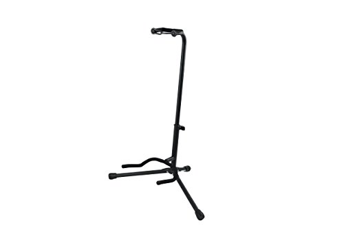 Gator Frameworks GFW-GTR10002PK Single Stand for Acoustic/Electric Guitar, 2 Pack