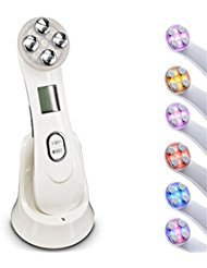 Top Beauty Skin Care Electrical Beauty Device Ems&electroporation for Face Neck Eye...