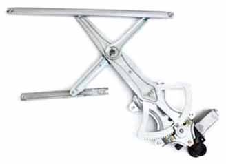 tyc-660129-toyota-highlander-front-passenger-side-replacement-power-window-regulator-assembly-with-m