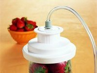 FoodSaver T03-0006-02P Regular-Mouth Jar Sealer