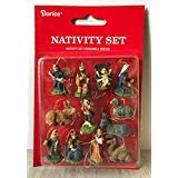 (Miniature Dollhouse Mini Christmas Tree ~ 12 1