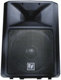 EV 300W 12 Inch 2 Way Black Speaker W/Neutrik Co Passive Full Range Speaker