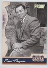Ernest Borgnine #16/250 (Trading Card) 2007 Donruss Americana - [Base] - Retail Silver Proof #30