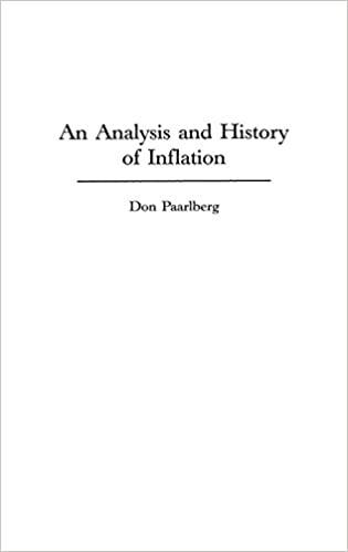 An Analysis and History of Inflation