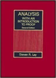 Books Science and Math Mathematics From the Publisher A solid presentation of the analysis of functions of a real variable -- with special attention on rea