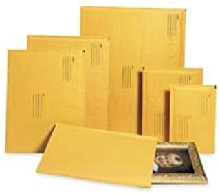 """product image for Envelopes,No. 000,Bubble Cushioned,4""""x8, Sold as 1 Carton, 25 Each per Carton"""