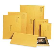 Alliance Rubber Air Bubble - Alliance Rubber Company Self Seal Recycled Cushioned Mailers (10806)