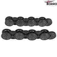 Torro Metall Laufrollenset für TORRO Panther Typ F