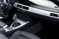 EuroActive BMW E92 E93 Hamann Clear Coated Carbon Interior Trim ()