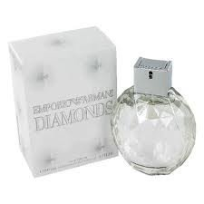 DIAMONDS BY EMPORIO ARMANI ~ 3.3 / 3.4 oz EDP SPRAY Perfume for Women Diamonds Edp Perfume