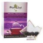 Organic Breakfast 15 Bags by Mighty Leaf Tea