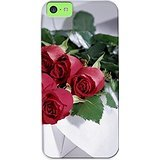 Price comparison product image Lovers Phone Case [Customizable by Buyers] [Create Your Own Phone Case] Slim Fitted Hard Protector Cover for Iphone 5c