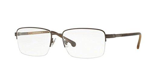 Brooks Brothers Eyeglass Frames - Eyeglasses Brooks Brothers BB 1044 1221 DARK GUNMETAL