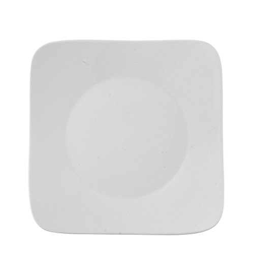 Rosenthal Free Spirit 10-1/2-Inch White Porcelain Dinner Plate - Rosenthal Free Spirit White Porcelain
