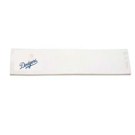 Los Angeles Dodgers Licensed Official Size Pitching Rubber from Schutt by Schutt