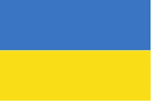 Ukraine Flag 3'x5'Brand NEW 3x5 Ukrainian Banner