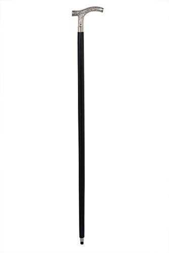 Independence Day Celebration Carved handle Walking stick Made From indian rosewood with brass (Halloween Party Ideas Senior Citizens)