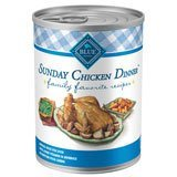 Blue Buffalo Family Favorites Sunday Chicken Dinner – 12.5 Oz, 1 Can For Sale