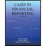 Cases in Financial Reporting, Hirst, Eric and McAnally, Mary Lea, 1934319198