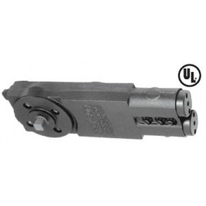 C.R. LAURENCE 20111M03B CRL Jackson ANSI Grade 1 Medium Duty 90 Degree Non Hold-Open Overhead Concealed Closer Body With Backcheck by C.R. LAURENCE