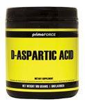 PrimaForce D-acide aspartique 100 Grammes