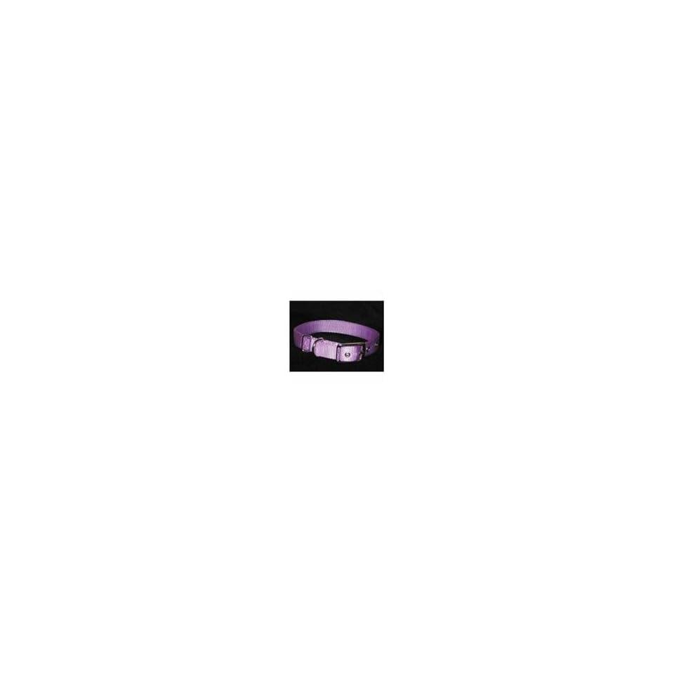 Hamilton Pet Nylon Dog Collar 22In Lavender