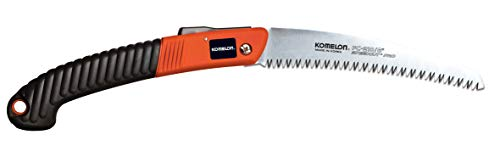 Komelon Speed Cut Pro Folding Curved Pruning Saw, 8-1/3-Inch