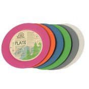 "EcoSouLife Biodegradable Dining Side Plates (7.8"")"