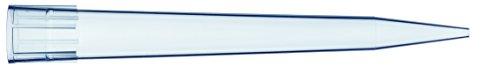 Expell 5130190C Pipettenspitzen, Polypropylen, universal, klar, Beutel, 10000 µL, 5x200 Stück