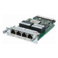- Cisco HWIC-4T1/E1 4-Port T1/E1 High-Speed WAN HWIC Interface Card