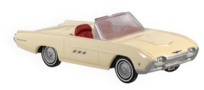1963 Ford Thunderbird Sports Roadster 19th in Series 2009 Hallmark Ornament (Thunder Car Classic)