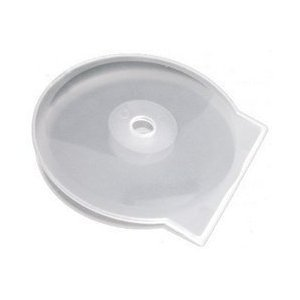 SquareDealOnline - CDBP42CSCL - CD Jewel Cases - Clam Shell - 4.2mm - Single Disc - Clear (50-Pack)