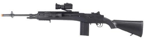 TSD Sports M100 Sniper Spring Airsoft Rifle Combo airsoft gun