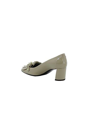 Casadei Scarpe Con Tacco Donna 1D067E050X163969 Vernice Grigio