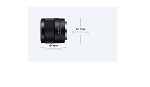 Sony SEL28F20 FE 28mm f/2-22 Standard-Prime Lens for Mirrorless Cameras by Sony (Image #3)