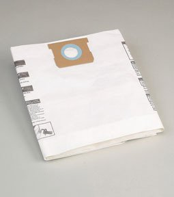 Shop Vac 906-62-33 10 To 14 Gallon Disposable Filter Bags 3 Count