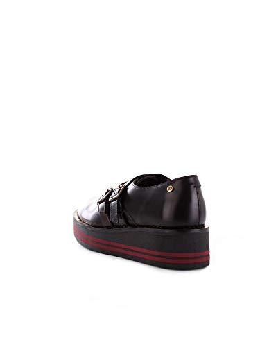 Fw0fw03147 Con Modern Midnight Mujer Hilfiger Platform Tommy Cordones Zapatos Shoe Uwq5YEPR