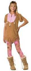 Cheap Costume Ideas For Tweens (SASSY INDIAN TWEEN 10-12)