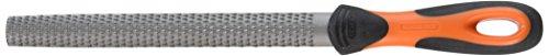 Bahco Belzer Halbrundraspel, Raspelhieb H2, 200 mm
