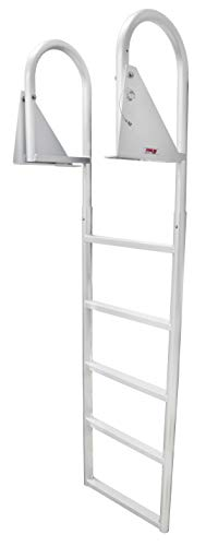 Extreme Max 3005.3476 Flip-Up Dock Ladder, 5 Step ()