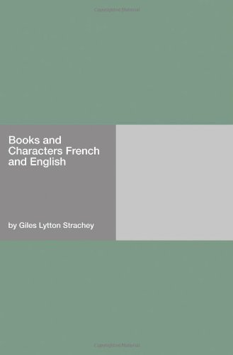 Books and Characters French and English