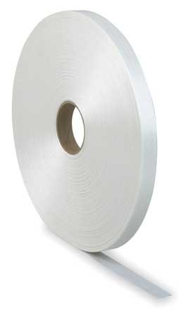 Plastic Strapping, 1 1/4 in Strapping Width,Woven, Hand Strapping, 0.038 in Thickness,2041005924
