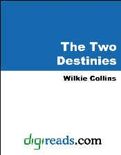 book cover of The Two Destinies