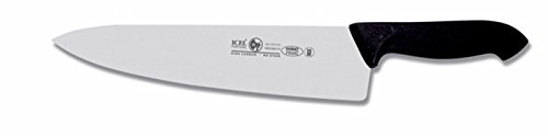 10' Professional Chefs Knife - Icel Cutlery Stainless Steel Blade Chef's Knife, 10