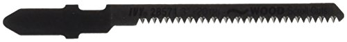 IVY Classic 28571 3-Inch 20 TPI T-Shank Jig Saw Blade, Wood/Laminate Smooth Cutting, High-Carbon Steel, 3/Card ()