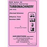 AMIE Turbomachinery MC 415 Solved Paper