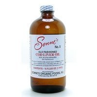 No. 5, Old Fashioned Cod Liver Oil, 16 fl oz (473 ml) by Sonne's