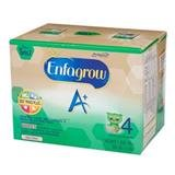 Enfagrow Instant Milk Powder A+ 360 Mind Plus 4 , Plain Flavored 1.65kg suitable for over 3 years children and All the family by Enfagrow