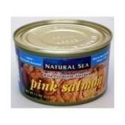 2 Savers Package:Natural Sea Premium Alaskan Pink Salmon Salted (12x7.5Oz)